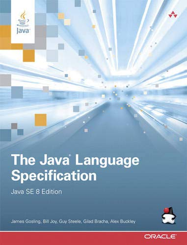9780133900699: The Java Language Specification, Java SE 8 Edition (Java Series)