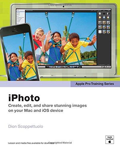 9780133900934: Apple Pro Training Series: iPhoto