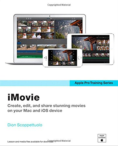 9780133900958: Apple Pro Training Series: iMovie