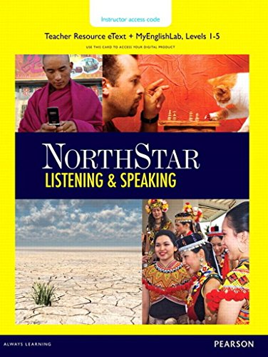 9780133901757: NORTHSTAR LISTENING & SPEAKING 1 5 ACCESS CODE CARD FOR TEACHER RESOUR