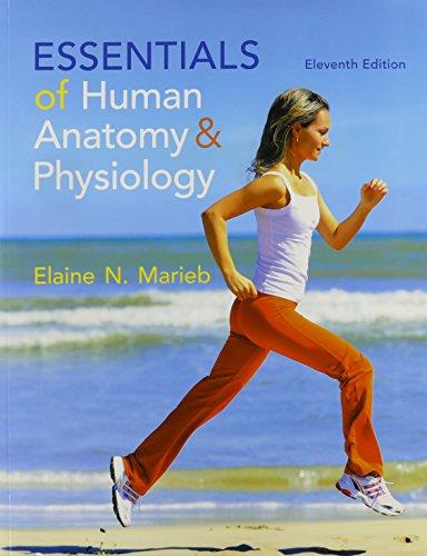 9780133902341: Essentials of Human Anatomy & Physiology