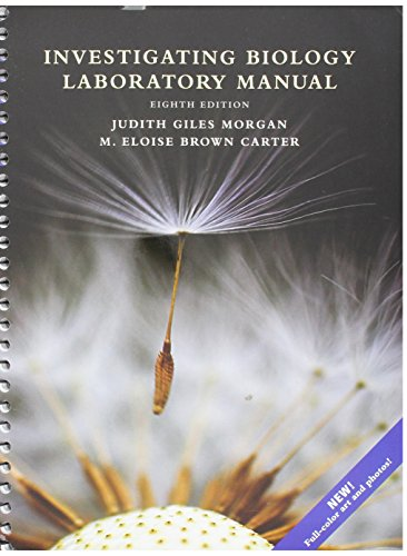 9780133902518: Campbell Biology, Investigating Biology Lab Manual, Mastering Biology with eText and Access Card (10th Edition)