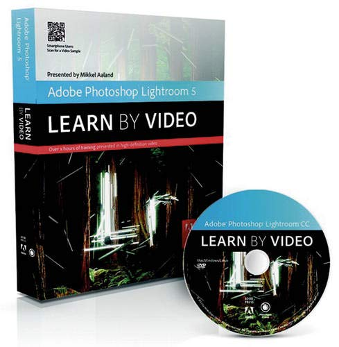 9780133902648: Adobe Photoshop Lightroom 5: Learn By Video