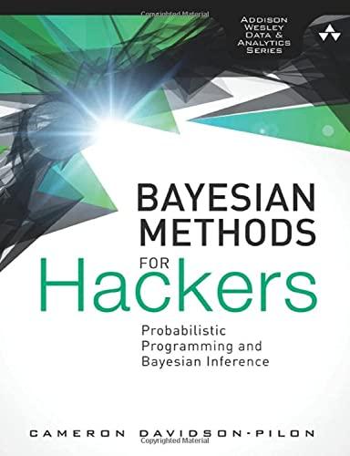 9780133902839: Bayesian Methods for Hackers (Addison-Wesley Data and Analytics)