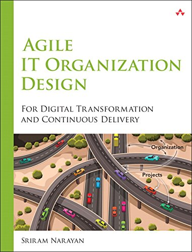 9780133903355: Agile IT Organization Design: For Digital Transformation and Continuous Delivery