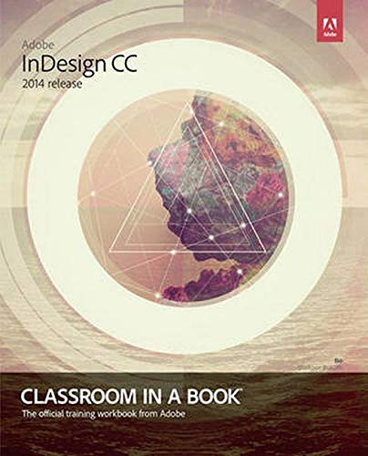 9780133904390: Adobe InDesign CC Classroom in a Book 2014 Release