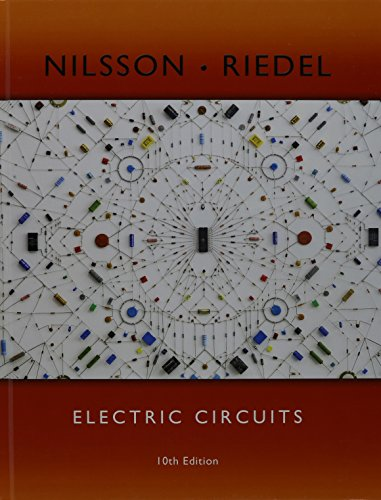 9780133905021: Electric Circuits and Mastering Engineering with eText and Access Card (10th Edition)
