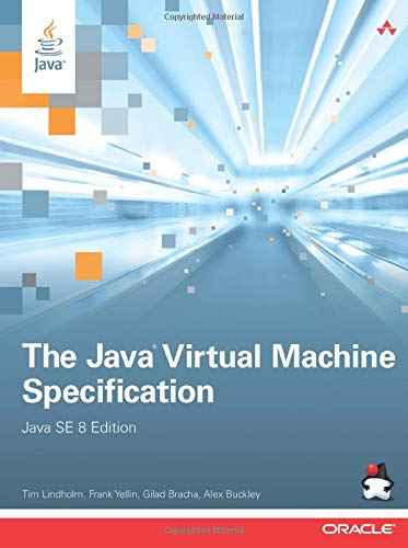 9780133905908: The Java Virtual Machine Specification, Java SE 8 Edition (Java (Addison-Wesley))