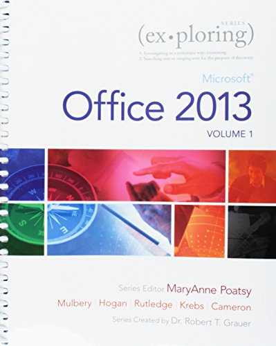 9780133907599: Exploring Microsoft Office 2013 + Technology in Action + Myitlab With Etext