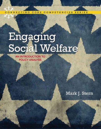 Engaging Social Welfare: An Introduction to Policy