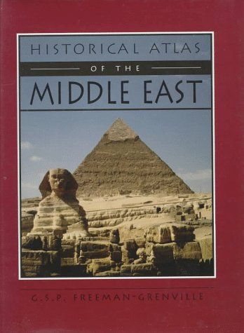 9780133909159: Historical Atlas of the Middle East
