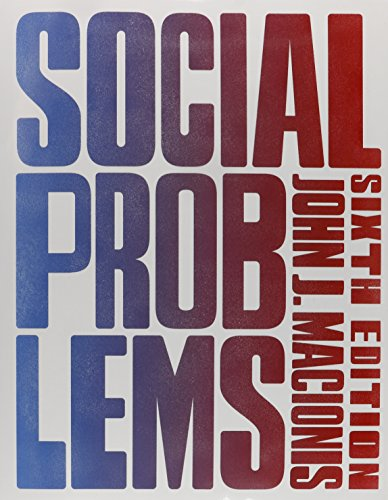 9780133909593: Social Problems (6th Edition)