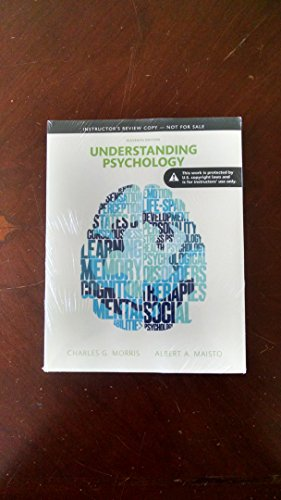 9780133909784: Understanding Psychology Eleventh Edition Instructors Edition