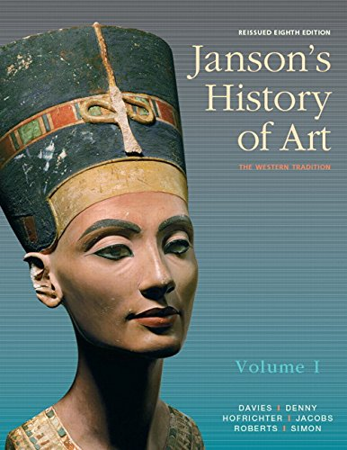 9780133910117: Janson's History of Art, Volume 1 Reissued Edition (8th Edition)