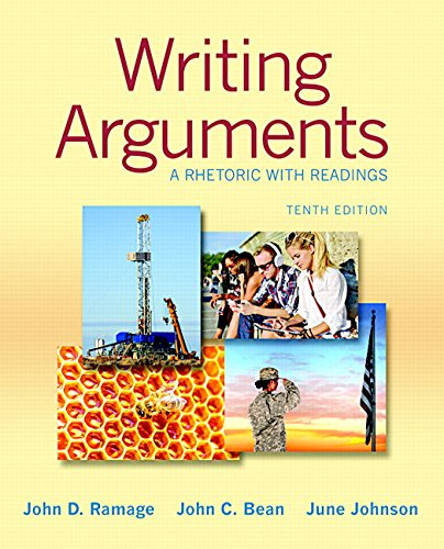 9780133910681: Writing Arguments: A Rhetoric with Readings Plus MyWritingLab with Pearson eText - Access Card Package (10th Edition)