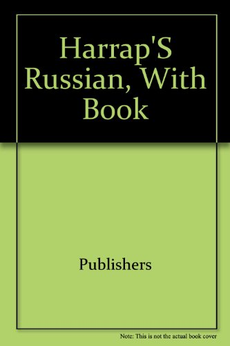 9780133911299: Harrap'S Russian, with Book