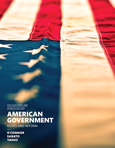 9780133913309: American Government, 2014 Elections and Updates Edition (12th Edition)