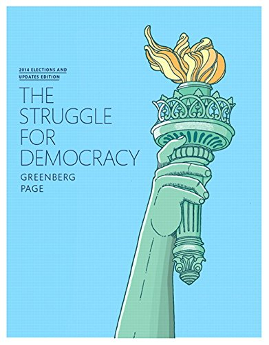 9780133914740: The Struggle for Democracy 2014: Elections Edition