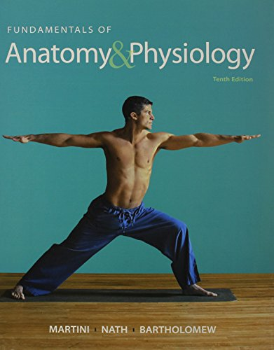 9780133917024: Fundamentals of Anatomy & Physiology, Masteringaandp with eText, Atlas of Human Body, A&P Applications Manual (10th Edition)
