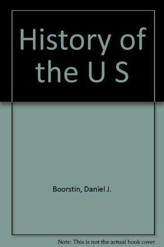 9780133917239: History of the U S