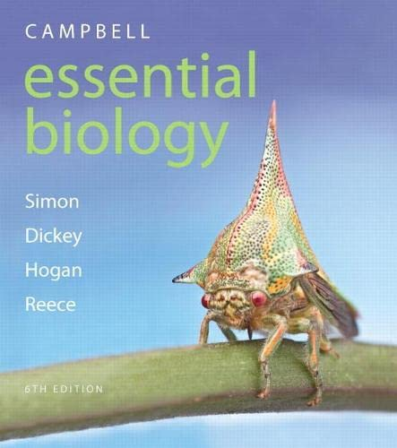 9780133917789: Campbell Essential Biology (6th Edition) - standalone book