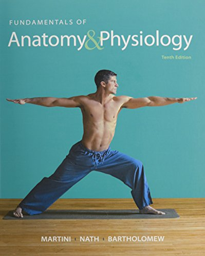 9780133918762: Fundamentals of Anatomy & Physiology, Visual Anatomy & Physiology Lab Manual, Main Version, MasteringA&P with eText and Access Card for Text and Lab Manual (10th Edition)