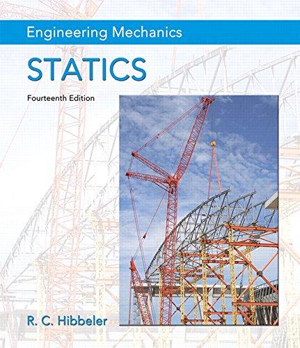 Engineering Mechanics: Statics (14th Edition): Hibbeler, Russell C.