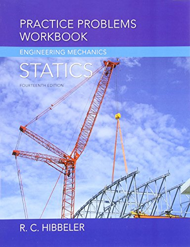 9780133919035: Practice Problems Workbook for Engineering Mechanics: Statics