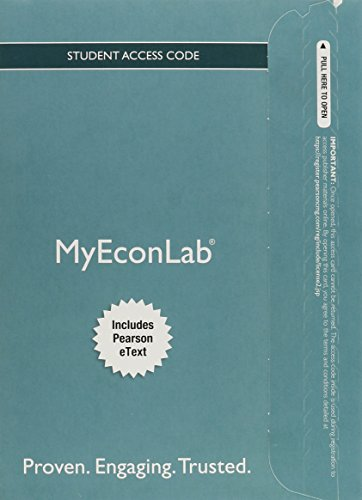 9780133919912: MyLab Economics with Pearson eText -- Access Card -- for Economics Today