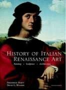 9780133920932: History of Italian Renaissance Art, Third Edition