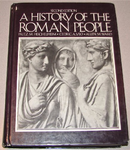 9780133921182: A History of the Roman People