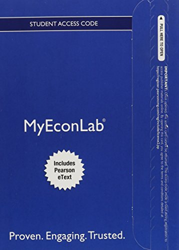 9780133921304: MyLab Economics with Pearson eText -- Access Card -- for Economics Today: The Macro View