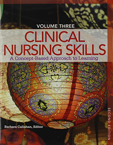 9780133922653: Nursing: A Concept-Based Approach to Learning, Volume I & Nursing: A Concept-Based Approach to Learning, Volume II & Clinical Nursing Skills: A Concept-Based Approach Volume III Package (2nd Edition)