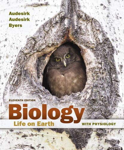 9780133923001: Audesirk: Biology_11 (11th Edition)