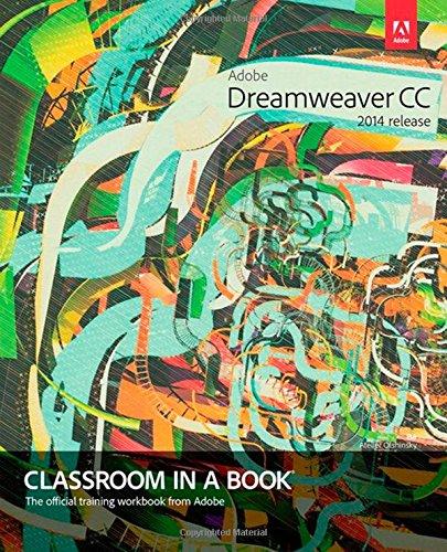 9780133924404: Adobe Dreamweaver CC Classroom in a Book (2014 release)