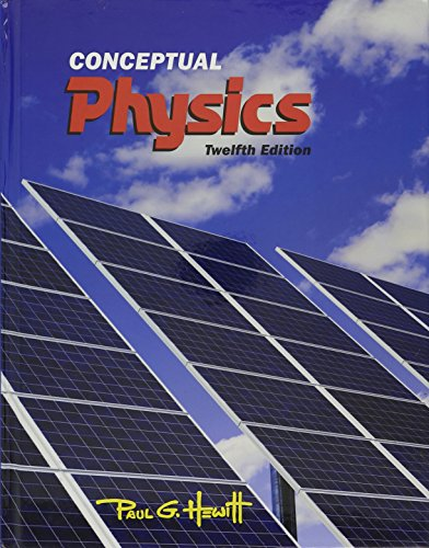 9780133925708: Conceptual Physics; MasteringPhysics with Pearson eText -- ValuePack Access Card -- for Conceptual Physics; Practice Book for Conceptual Physics (12th Edition)
