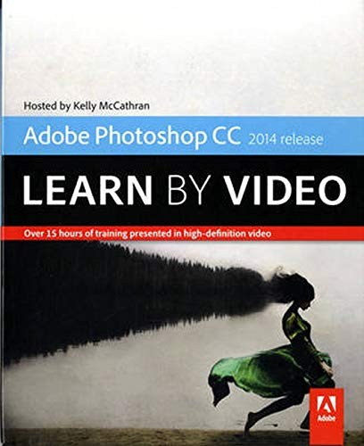 9780133927726: Adobe Photoshop CC Learn by Video (2014 release)