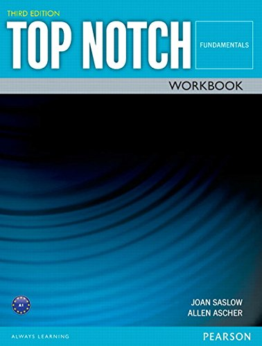 9780133927771: Top Notch Fundamentals Workbook