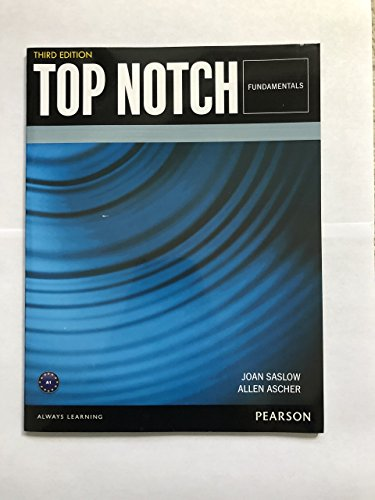 9780133927917: Top Notch Fundamentals (3rd Edition)