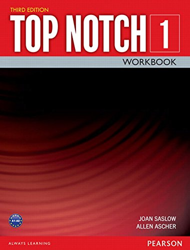 9780133928150: Top Notch 1 Workbook