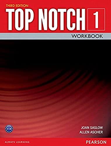 9780133928150: Top Notch 1 Workbook