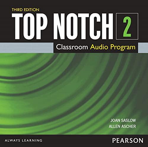 9780133928235: Top Notch 2 Class