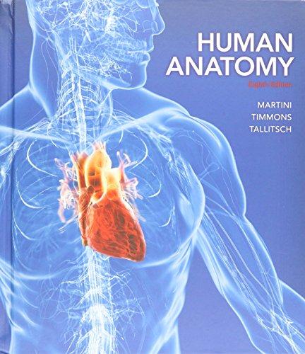 HUMAN ANATOMY&MAST ETX VP ACC&STUDY CRD PKG: Martini, Frederic H.; Timmons, Michael J.; ...