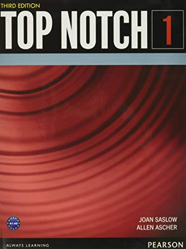 9780133928938: Top Notch 1 (3rd Edition)