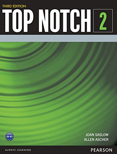 9780133928945: Top Notch 2 (3rd Edition)