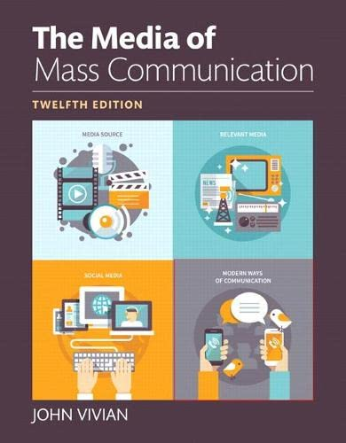 9780133931211: Media of Mass Communication, The, Books a la Carte (12th Edition)