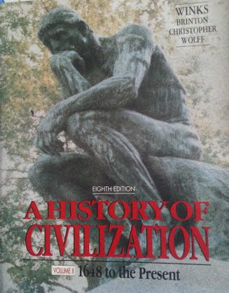 9780133931587: History of Civilization: 1648 To the Present