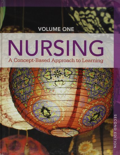 9780133932119: Nursing: A Concept-Based Approach to Learning, Vols. I & II, Laboratory and Diagnostic Tests with Nursing Implications, Clinica: 1-3