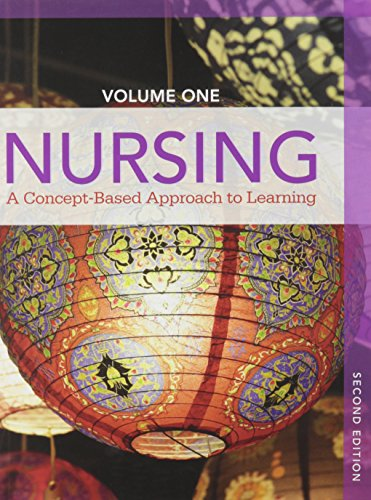 9780133936131: 1-2: Nursing: A Concept-Approach to Learning, Vol. I & II, Clinical Nursing Skills, Vol. III, Real Nursing Skills 2.0 (2nd Edition)