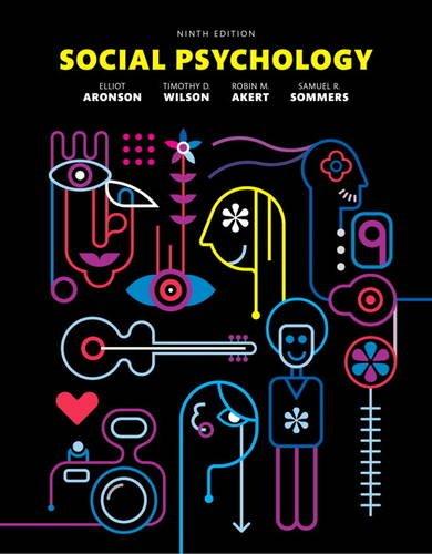 9780133936544: Social Psychology (9th Edition)